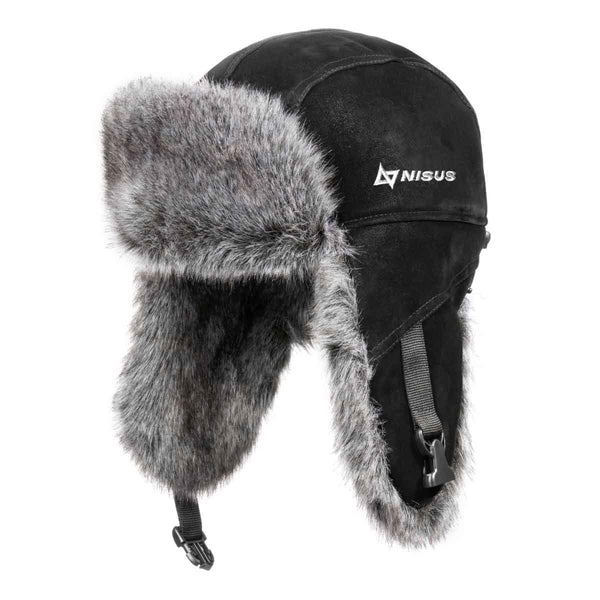 Arctica Winter Trapper Hat Russian Ushanka with Ear Flaps