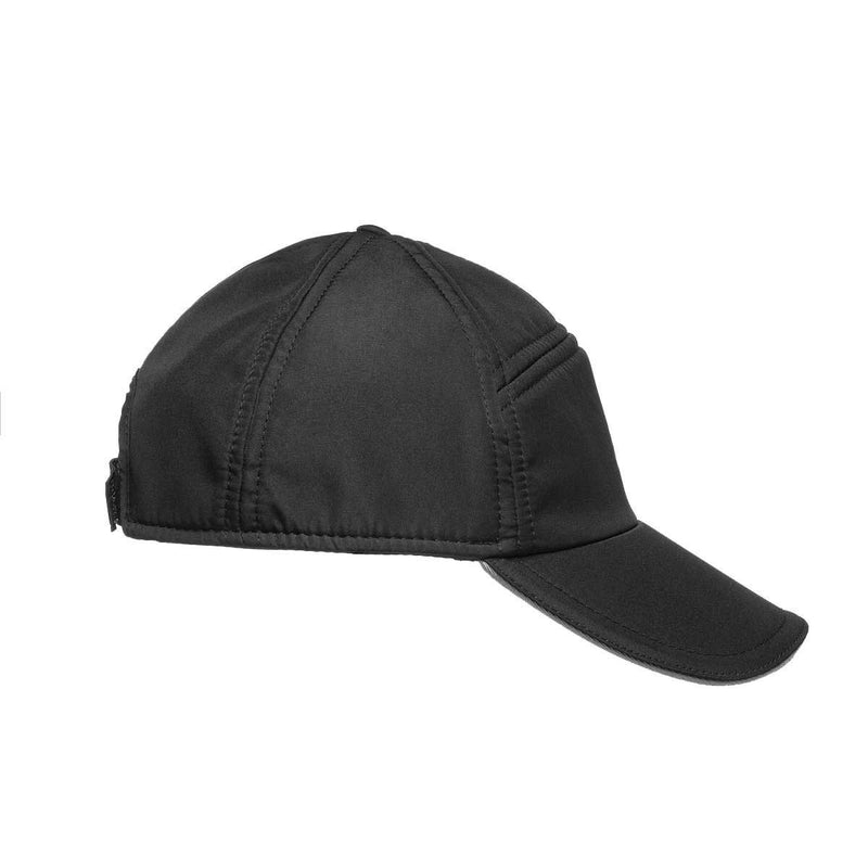 Alfa Winter Baseball Cap Earflaps Trapper for Cold Weather