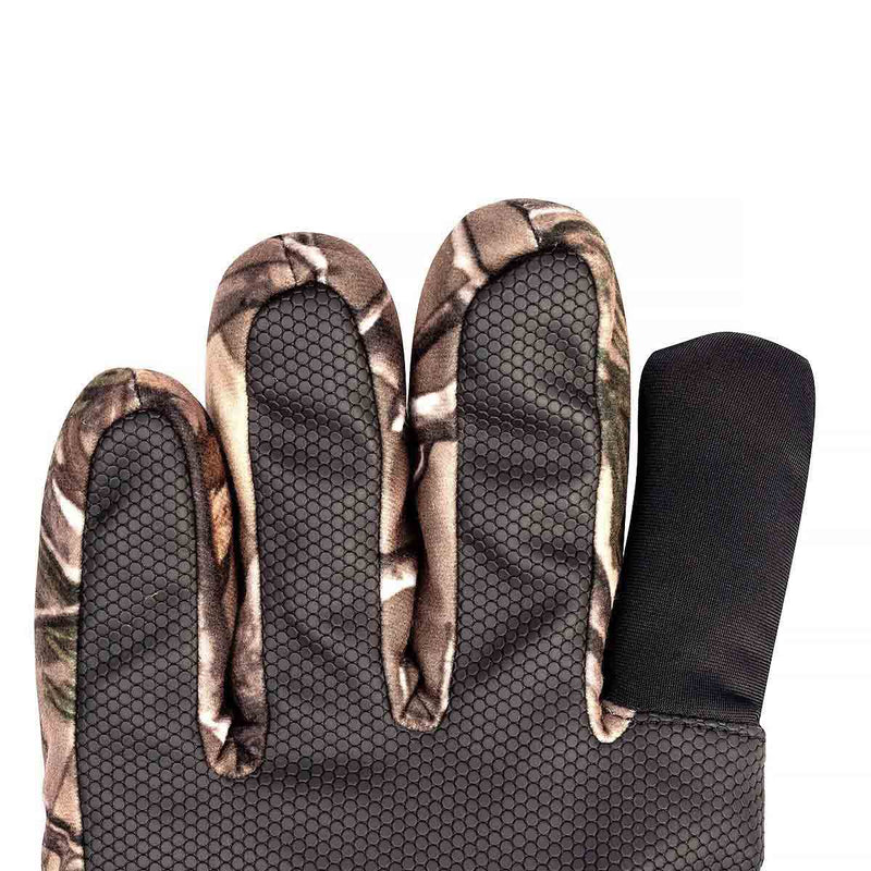 Insulated Waterproof Gloves with Hollow Fiber for Hunting, M, L, XL