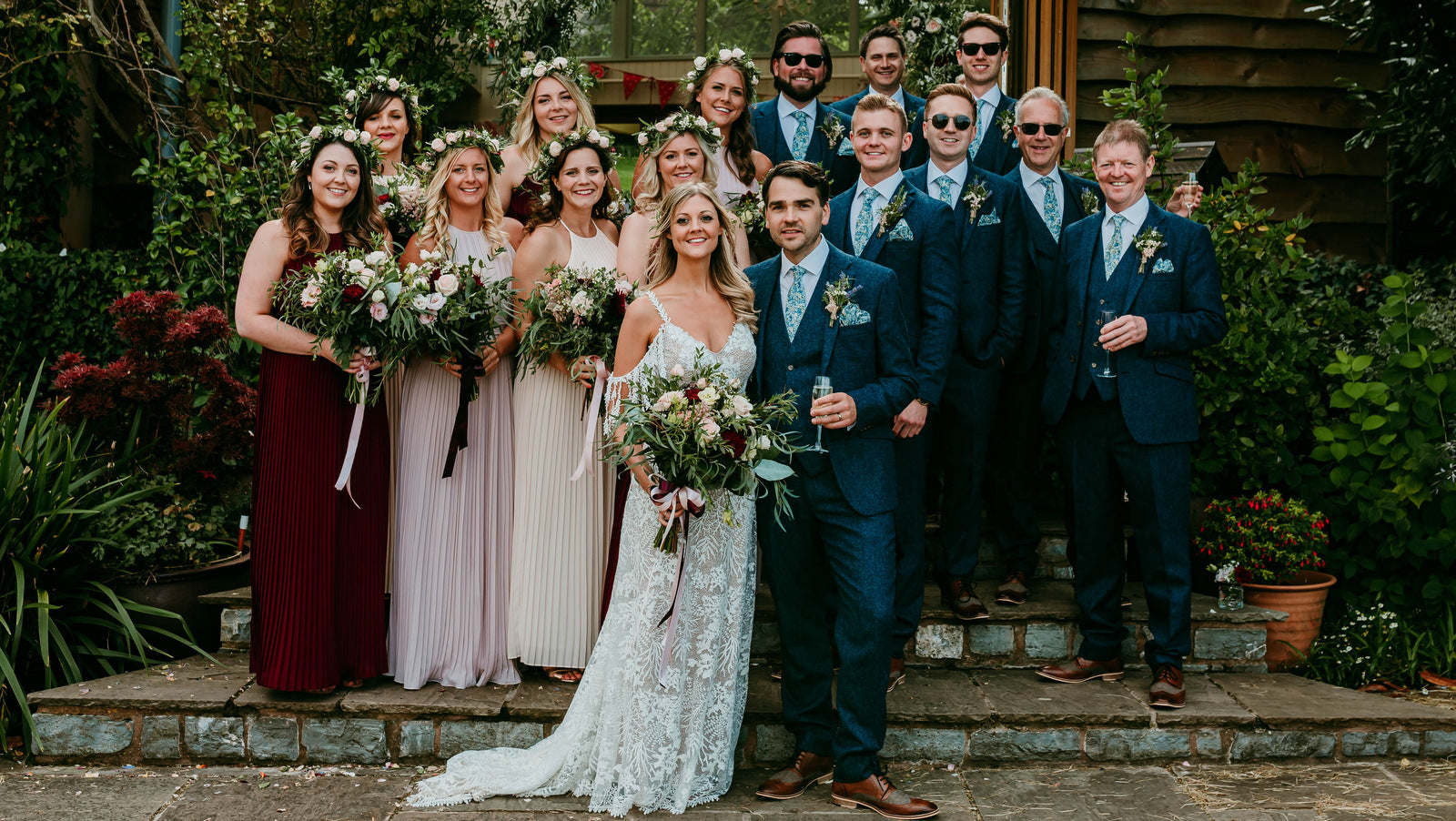WEDDING TWEED SUITS