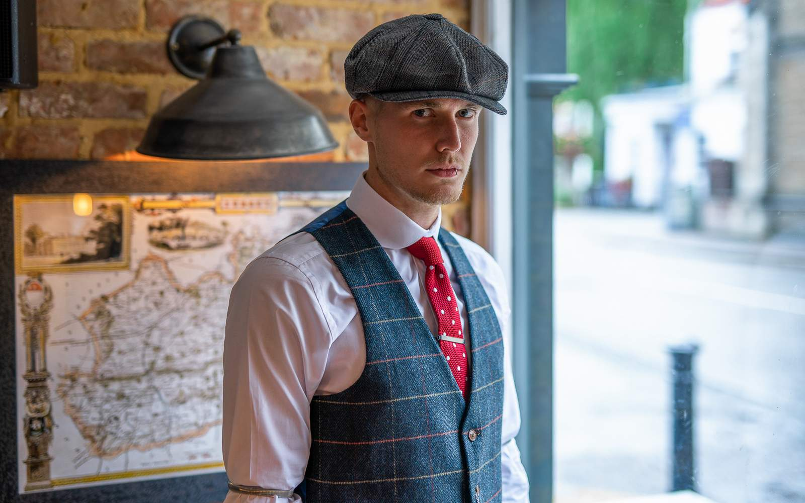 Embrace the Peaky Style
