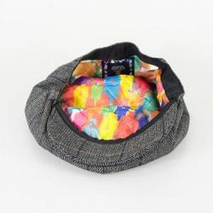 Cavani Albert Grey Baker Cap - Accessories