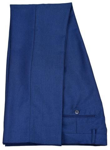 Cavani Ford Blue Suit Trousers - Suit & Tailoring