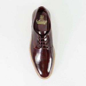 Cavani Foxton Bordo Shoe - Shoes
