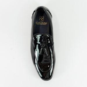 Cavani Walter Black Mens Shoes - Shoes
