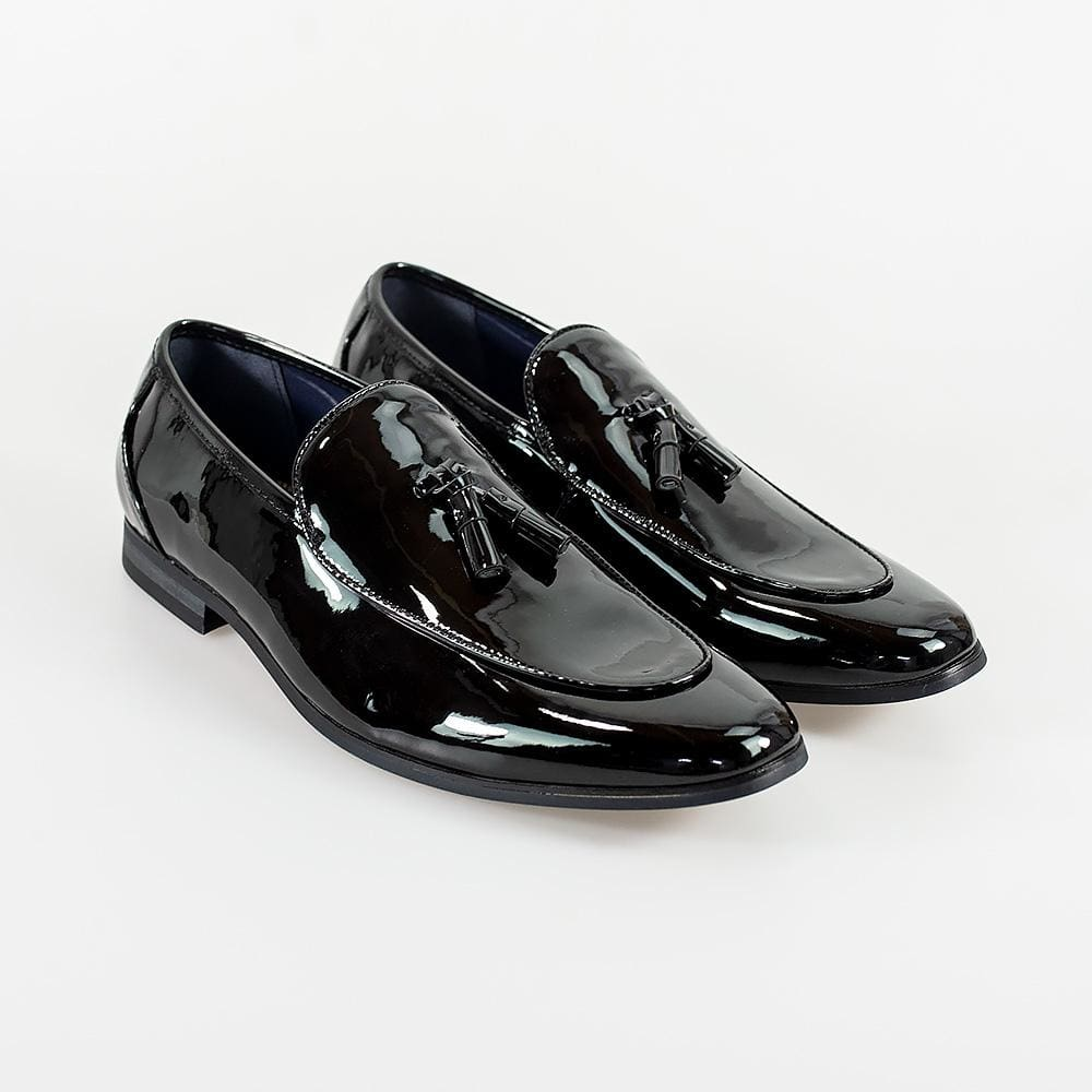 Cavani Walter Black Mens Shoes - UK7 | EU41 - Shoes