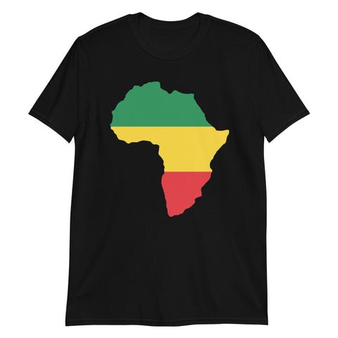 """Solid Africa"" Tee Shirt"