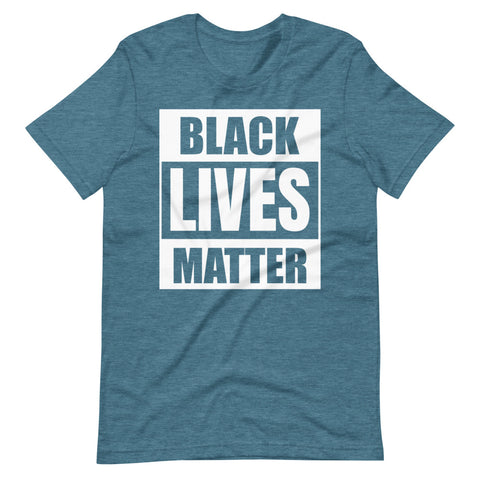 """Black Lives Matter"" Tee Shirt"
