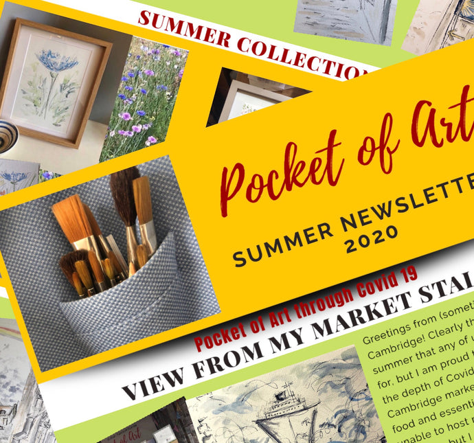Summer Newsletter 2020