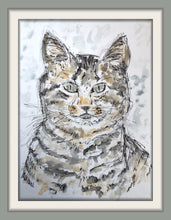Load image into Gallery viewer, Tabby Cat - Purrrfect...