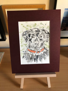 For Lovers of Dogs - Labrador - SOLD