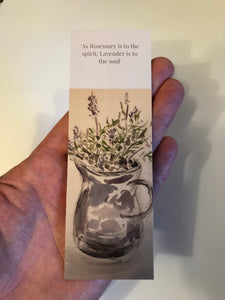 Bookmark Lavender