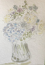 Load image into Gallery viewer, Hydrangea Cascades - SOLD