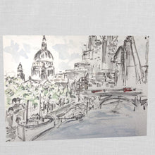 Load image into Gallery viewer, St Paul's, London Postcard