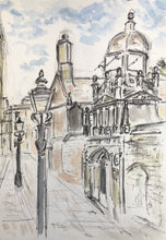 Load image into Gallery viewer, Early morning light Gonville & Caius