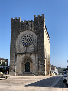 San Nicolas Church on the Camino