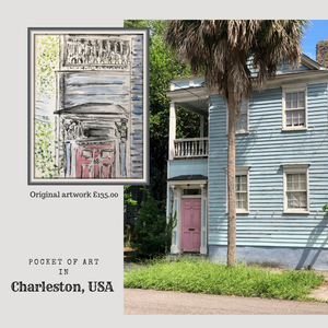 Southern Charm - Charleston , USA  - 50% Sale