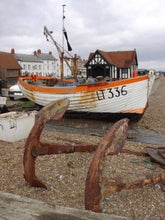Load image into Gallery viewer, Fishing Boat in Aldeburgh, Suffolk