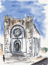 Load image into Gallery viewer, San Nicolas Church on the Camino