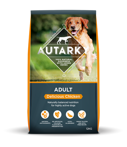 Autarky Adult Delicious Chicken 12kg