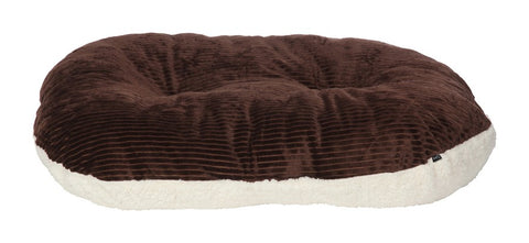 Bunty Chester Oval Fleece Dog Bed