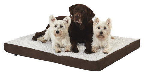 Bunty Ultra Soft Fur Dog Mattress