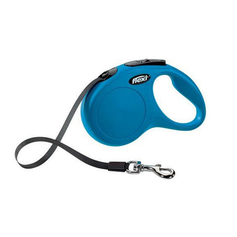 Flexi Classic Tape 5m Lead Blue Small