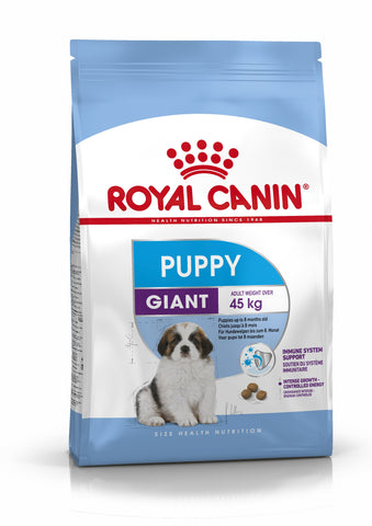 Royal Canin Giant Puppy Dry Dog Food - 15kg