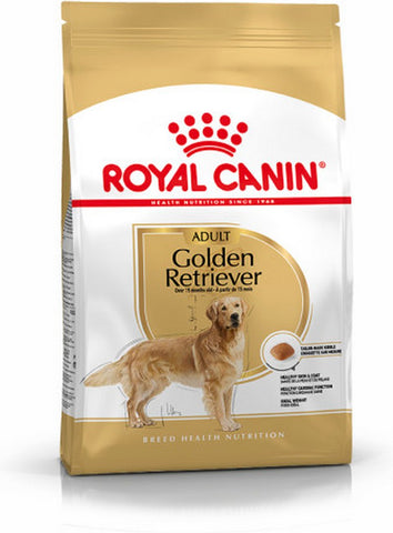 Royal Canin Golden Retriever Adult Dry Dog Food - 12kg