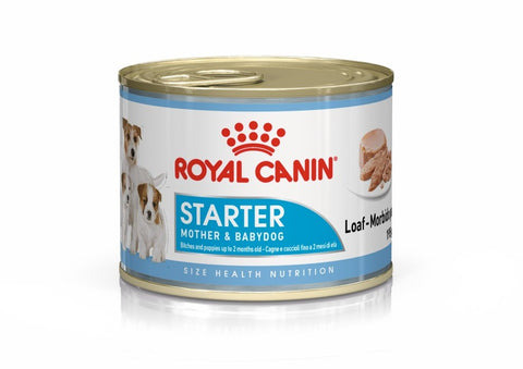 Royal Canin Mother & Baby Dog Starter Mousse