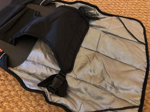 Scruffs Thermal Dog Jacket Reflective Lining