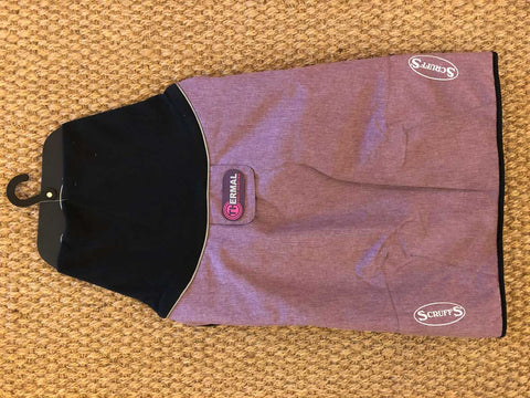 Scruffs Thermal Dog Jacket Purple