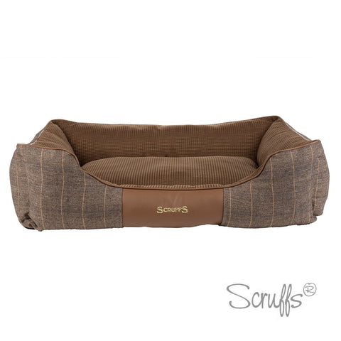Scruffs Windsor Box Bed Chestnut
