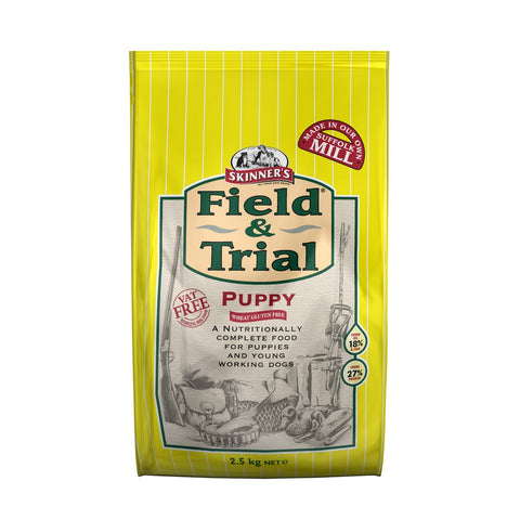 Skinners Field and Trial Puppy Food - 15kg