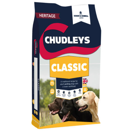 Chudleys Classic Dog Food - 15kg - PetMonkey