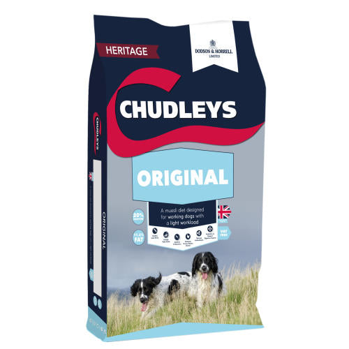 Chudleys Original Dry Dog Food - 15kg - PetMonkey