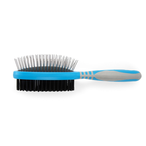 Ancol Ergo Double Sided Pet Brush - PetMonkey
