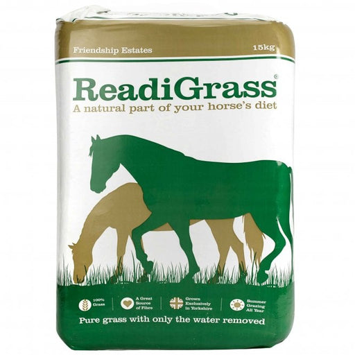 Friendship Estates ReadiGrass Dried Natural Grass - 15kg - PetMonkey