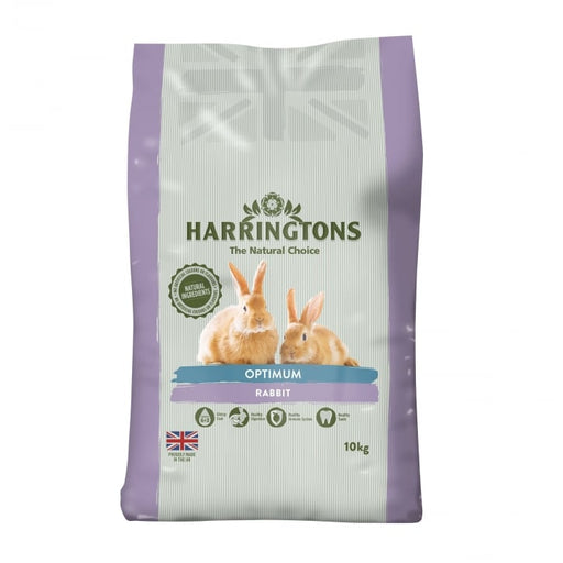 Harringtons Optimum Rabbit Food - 10kg - PetMonkey