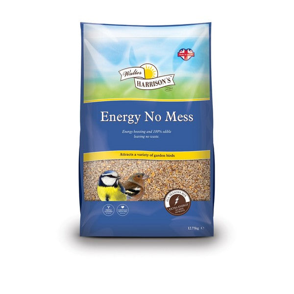 Harrisons Energy No Mess - 12.75kg - PetMonkey