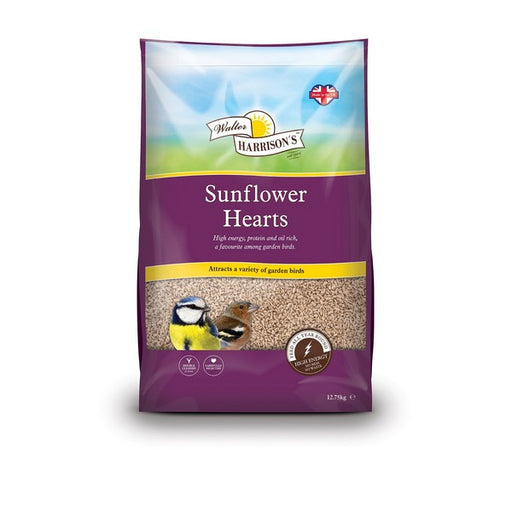 Harrisons Sunflower Hearts - 12.75kg - PetMonkey
