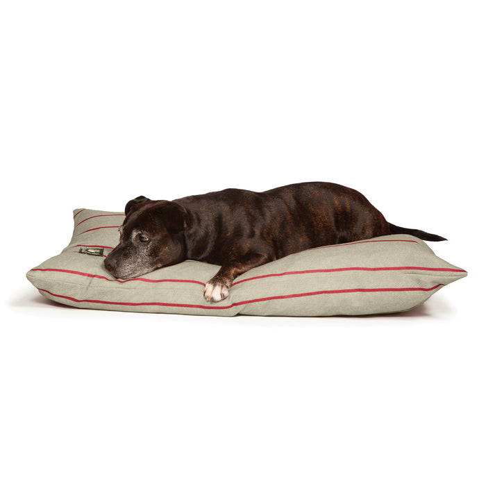 Danish Design Heritage Herringbone Deep Duvet Dog Bed - M - PetMonkey