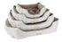 Scruffs Insect Shield Box Dog Bed - Taupe - M - PetMonkey