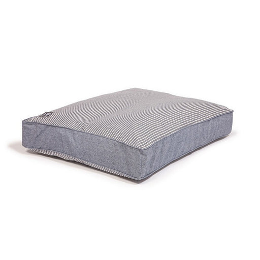 Danish Design Maritime Box Duvet Dog Bed - Blue - M - PetMonkey