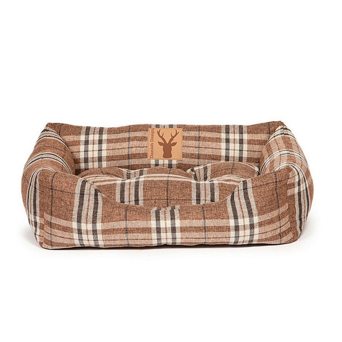 Danish Design Newton Snuggle Dog Bed - Truffle - S - PetMonkey