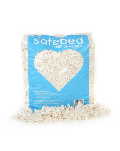 Petlife Safebed Paper Shavings Pet Bedding - 800g - PetMonkey