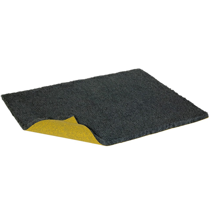 Petlife Vetbed Gold Cat / Dog Bed - Charcoal - 10m Full Roll - PetMonkey