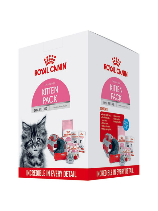 Royal Canin Kitten Pack - PetMonkey