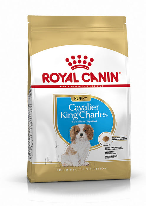 Royal Canin Cavalier King Charles Spaniel Puppy Dry Dog Food - 1.5kg - PetMonkey