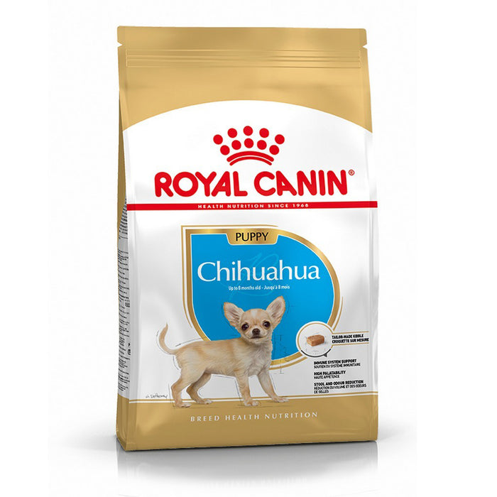 Royal Canin Chihuahua Puppy Dry Dog Food - 1.5kg - PetMonkey